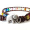 Elephant bracelet with colourful beads, rainbow color wrap bracelet for kids, gift for best friend, friendship bracelet