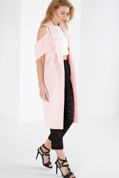 coat duster jacket classy style