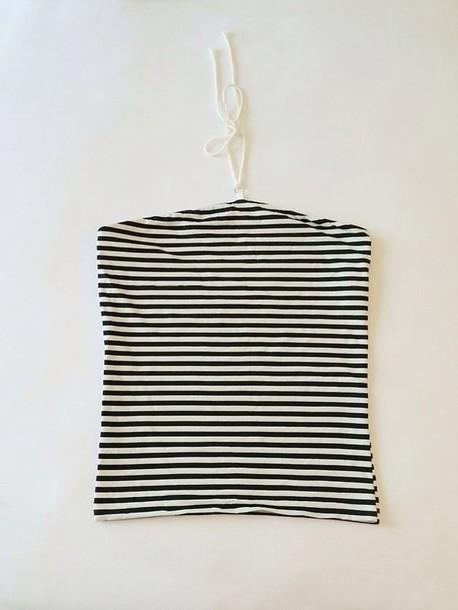 tank top summer stripes