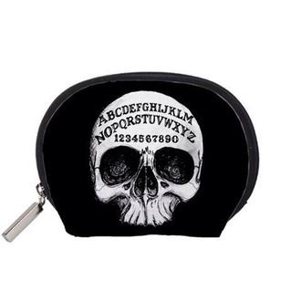bag makeup bag skull