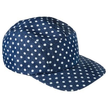 Mossimo Supply Co. Polka Dot Baseball Hat - Denim : Target