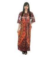 dress,kimono,women kimono,mandala kimono robe,mandala cotton long kimono,beachwear,indian cotton bath robe