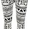 Franny aztec print leggings
