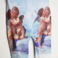 First kiss cherub tights · lapin closet · online store powered by storenvy