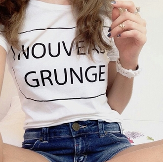 t-shirt grunge high waisted shorts shorts tumblr shorts tumblr shirt tumblr outfit on point on point clothing cool fresh dope style casual