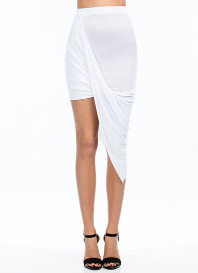 Drape Up Asymmetrical Skirt · Viibrant Fashion · Online Store Powered by Storenvy