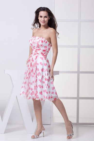 beauty shopping pink dress cocktail dresses