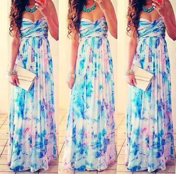 dress summer dress long dress