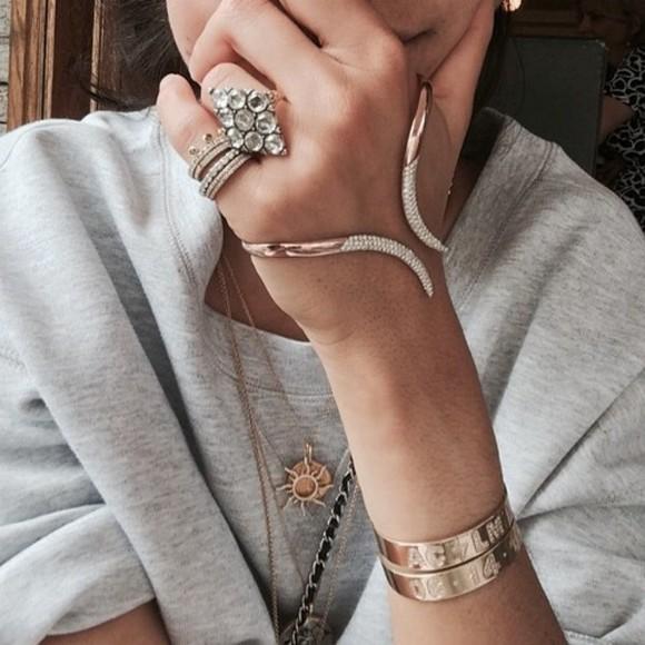 jewels hand jewelry