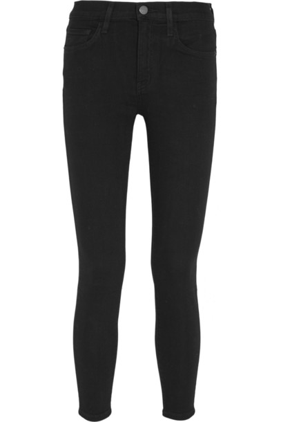 Current/Elliott jeans skinny jeans high black