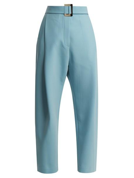 ellery light blue light blue pants
