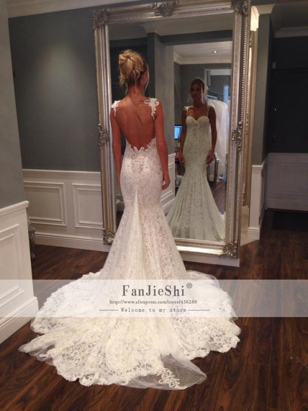 Buy hot sale gorgeous vestido de noiva for Wedding dress appliques suppliers