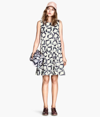 H&M Patterned dress £39.99