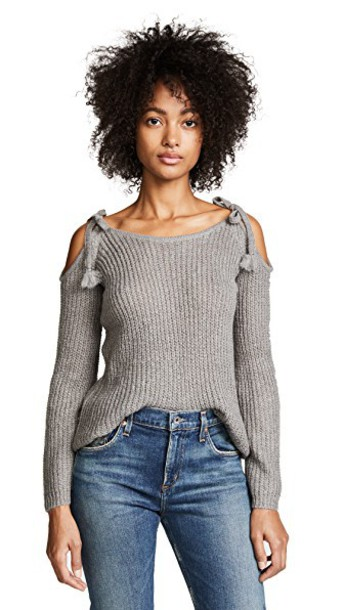 BB Dakota sweater grey heather grey