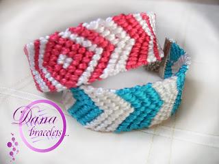 Dana bracelets..: HEB (617) (618)
