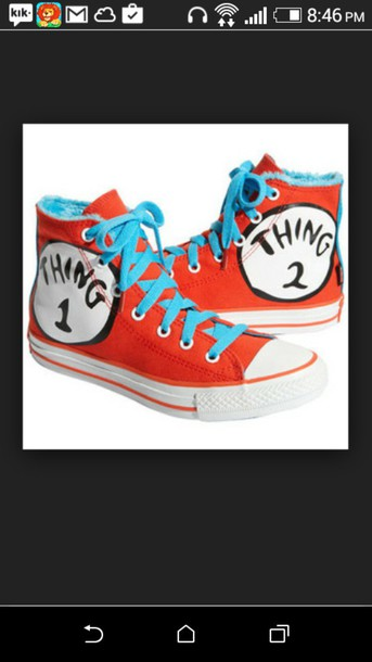 shoes converse shoelace shoelaces thing 1 and thing 2 thing 1 thing 2