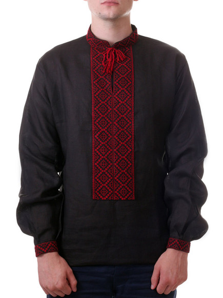 ethnic shirt embroidered shirt ukraine embroidered traditional clothes ethnic shirt