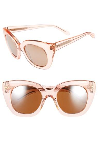 0150c15bf55 kate spade new york  narelle  51mm retro sunglasses
