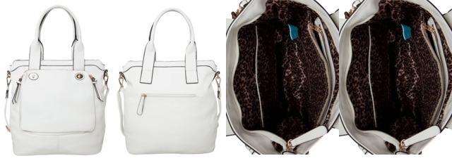 Bolsas Branco
