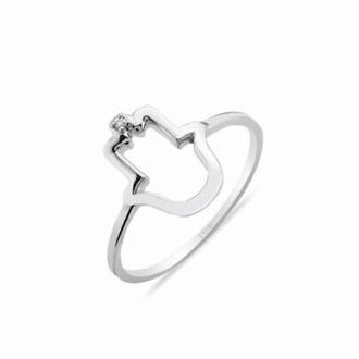 jewels ring israel hamsa ring