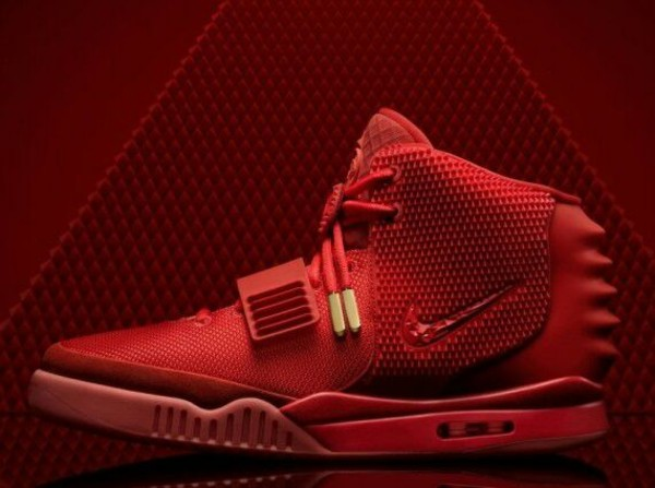 shoes nike air yeezy 2 red october yeezy kanye west nike airyeezy2redoctober for sale size 8