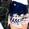Diy: tribal print shorts