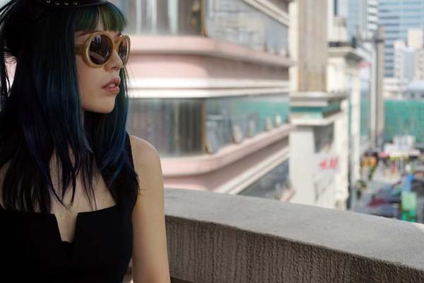 sunglasses lacarmina hair dye hairstyles