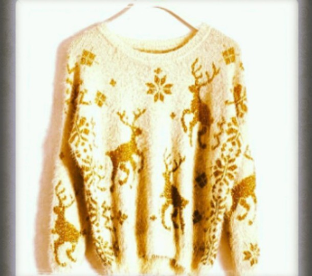 sweater jolie mignon