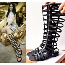 Shop gladiator knee sandal online - Buy gladiator knee sandal for unbeatable low prices on AliExpress.com