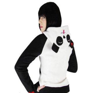 Killer Panda Zip Hoody - KP Luv Hood Kapuzenjacke, 49,90 €