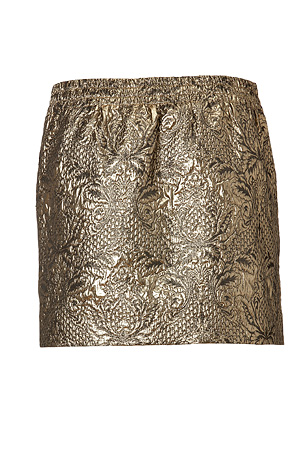 Josa Skirt in Dore Deluxe from ZADIG & VOLTAIRE | Luxury fashion online | STYLEBOP.com