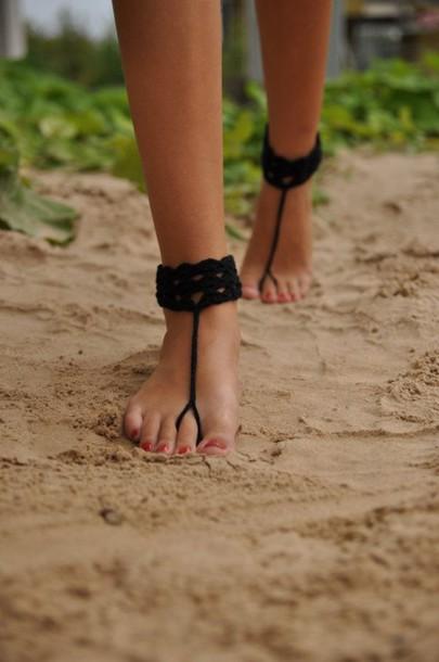 shoes sandals beach