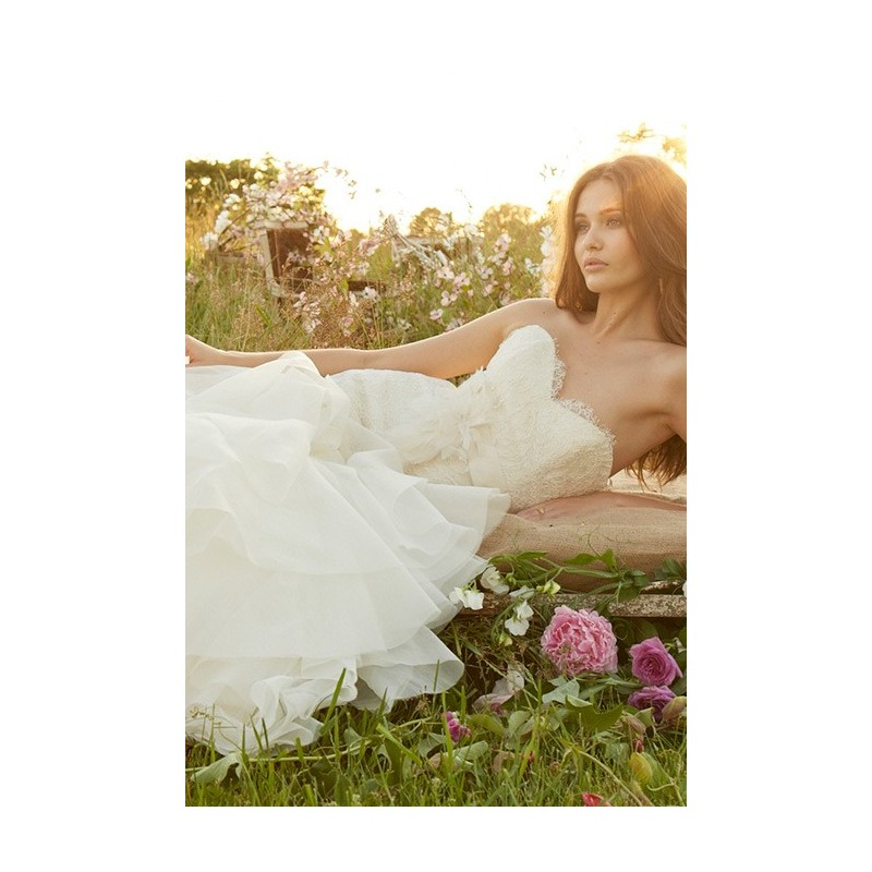 Jim Hjelm - 8356 - Stunning Cheap Wedding Dresses Prom Dresses On sale Various Bridal Dresses