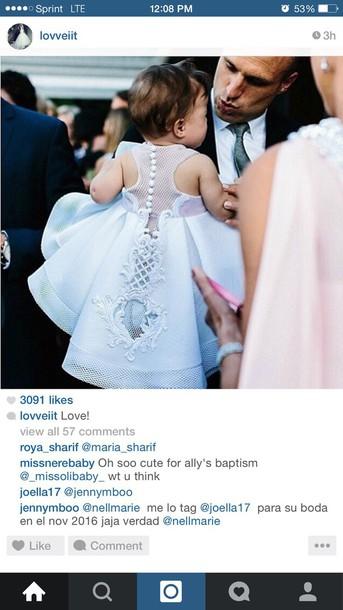 dress christening gown