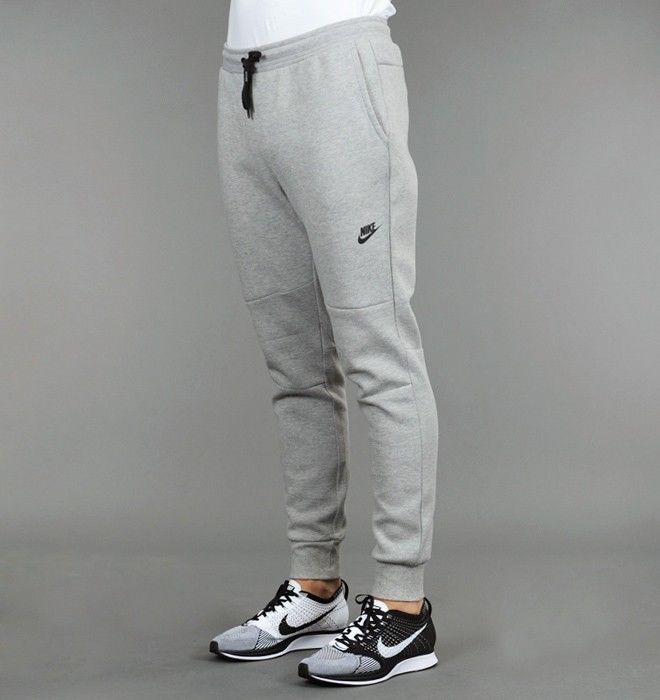 Nike Tech Fleece sweat Pant Dark Heather Grey Black Kith Jogger Running Fitted | eBay