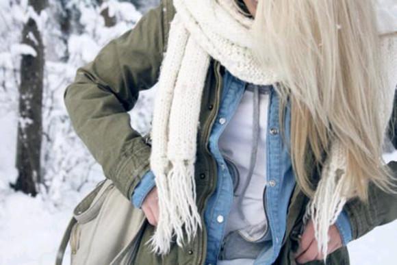jacket zipper green
