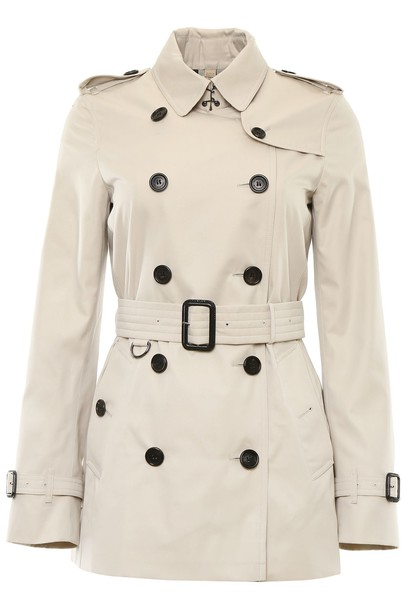 Burberry coat trench coat midi