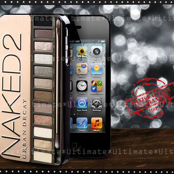 Naked pallete 2 iphone 4/4S/5 case cover on Wanelo