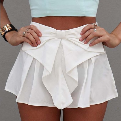 Party bow short · australian wardrobe · online store powered by storenvy