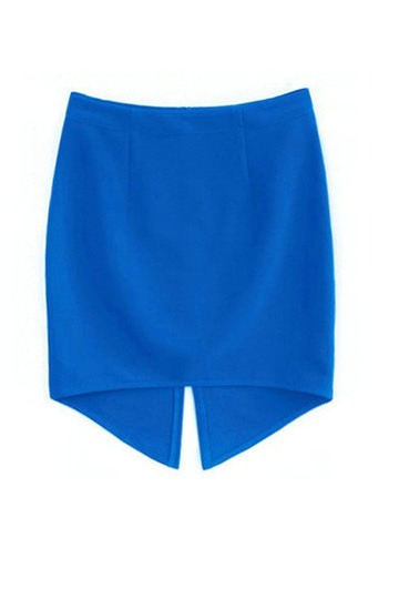 Irregular Over Hip Skirt [FMCC0047]- US$38.99 - PersunMall.com