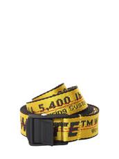 mini,belt,yellow