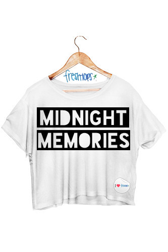 Midnight Memories Crop - Fresh-tops.com