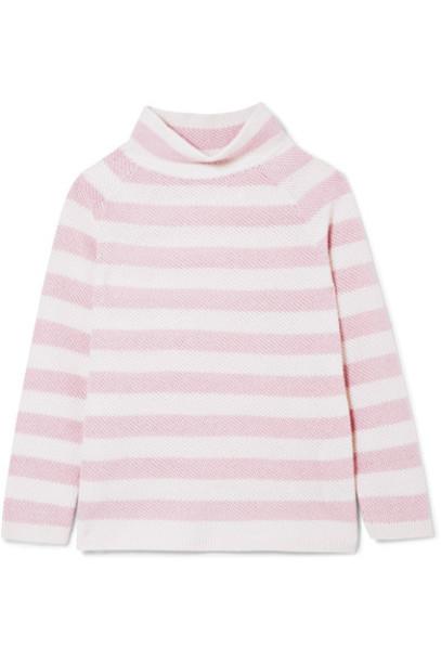 Max Mara sweater turtleneck turtleneck sweater pink