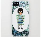 iphone case,floral,tina,cute,pin,button,nice,iphone,phone cover,floral phone case,hipster,quote phone case,quote on it phone case