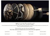 earphones,frends cap collection,headphones,frends caps,frends,frends headphones,tahitian pearl,rose gold,mother of pearl,black enamel,gold,camouflage,smoked rose,aqua,gunmetal,oil slick