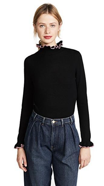 sweater black