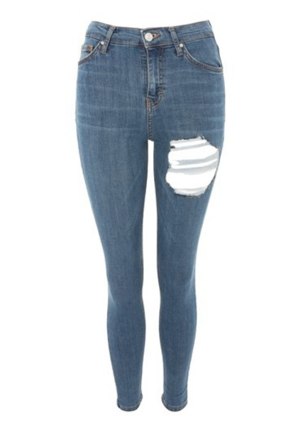 Topshop jeans blue