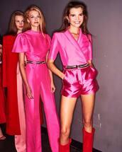 blazer,pink blazer,jacket