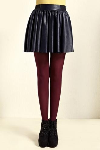 skirt black skirt short skirt black fashion school student student skirt