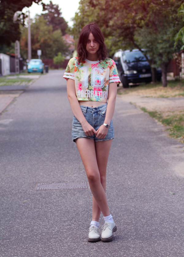mes memos t-shirt shorts shoes jewels